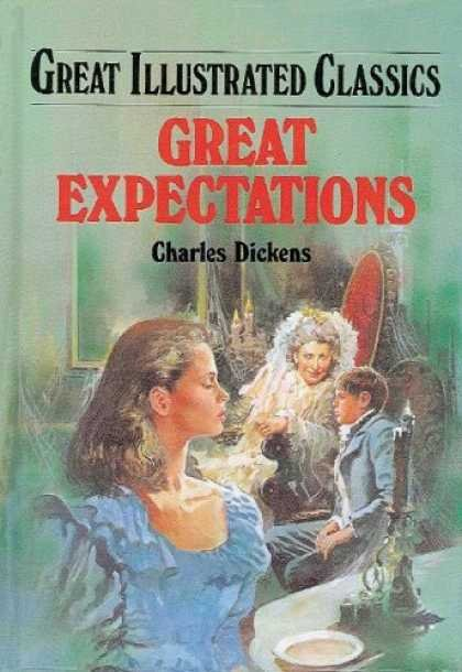 infatuation and love in the novel great expectations by charles dickens